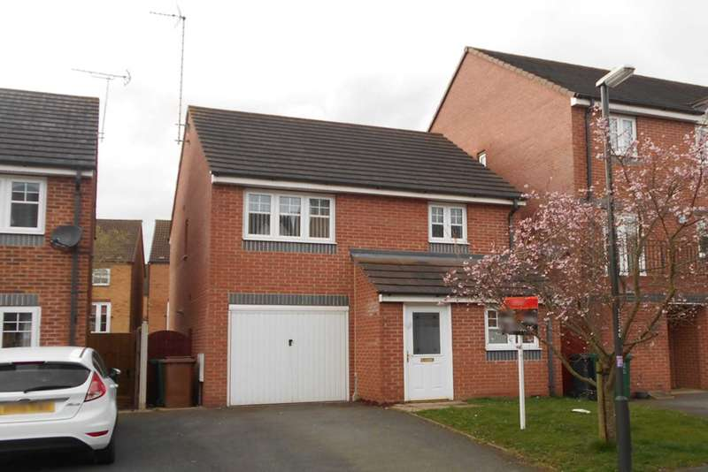 3 Bedrooms Detached House for sale in Otter Street, Hilton