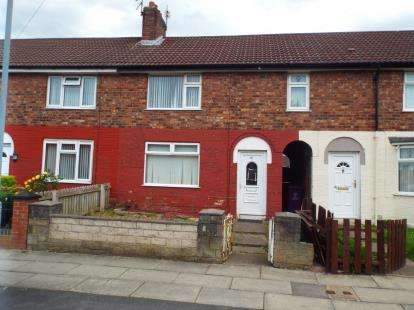 3 Bedrooms Terraced House for sale in Haselbeech Crescent, Liverpool, Merseyside, United Kingdom, L11