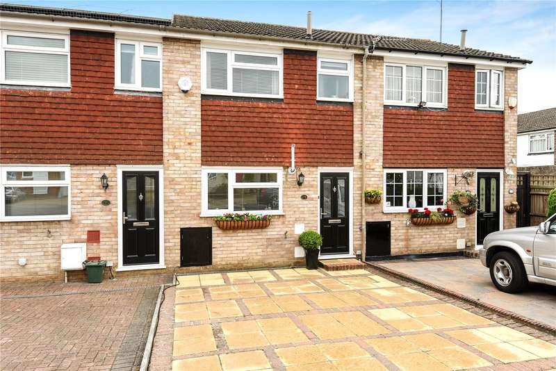 2 Bedrooms Terraced House for sale in Ladygate Lane, Ruislip, Middlesex, HA4