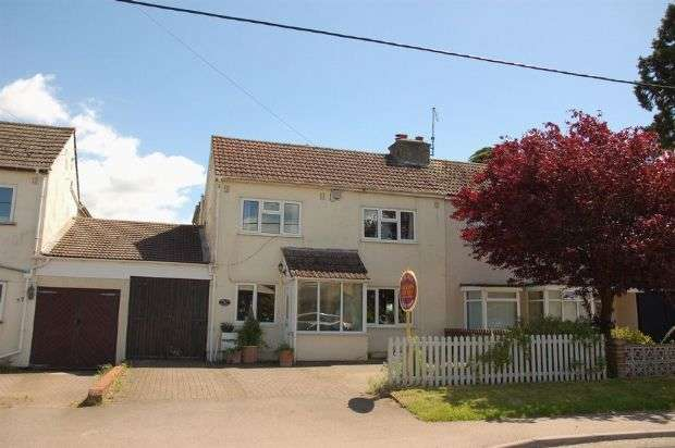 3 Bedrooms Semi Detached House for sale in The Grove, Moulton, Northampton NN3 7UF