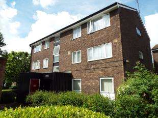 2 Bedrooms Flat for sale in Ladygrove, Pixton Way, Croydon