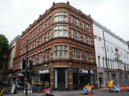 2 Bedrooms Flat for sale in Baldwin Chambers, 3 Marsh Street, Bristol