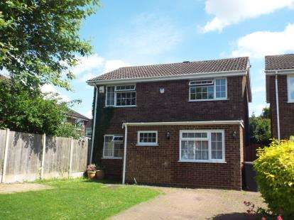 5 Bedrooms Detached House for sale in Ivy Close, Dunstable, Bedfordshire, England