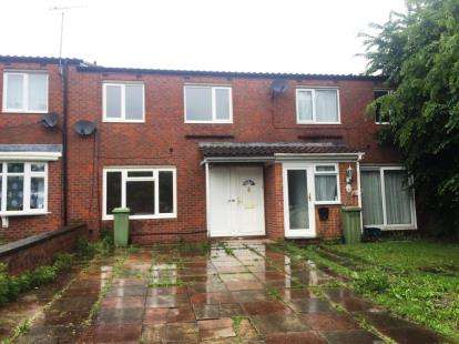 3 Bedrooms Terraced House for sale in Stamford Avenue, Springfield, Milton Keynes