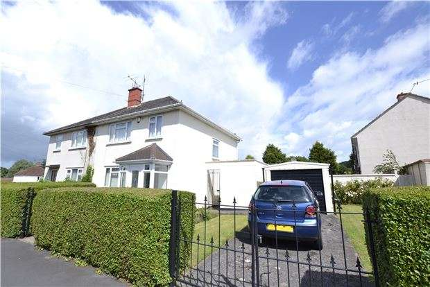 3 Bedrooms Semi Detached House for sale in Brentry Lane, Bristol, BS10 6RQ