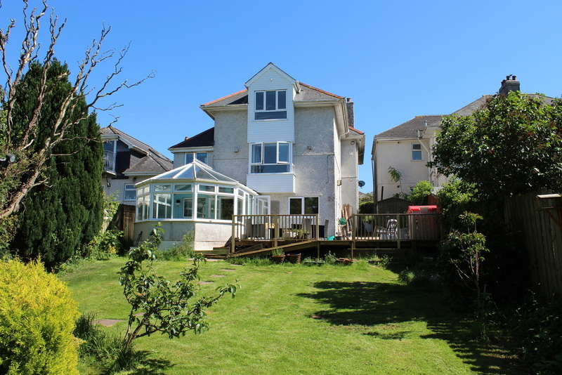 5 Bedrooms Detached House for sale in Sherford Road, Elburton, Plymouth