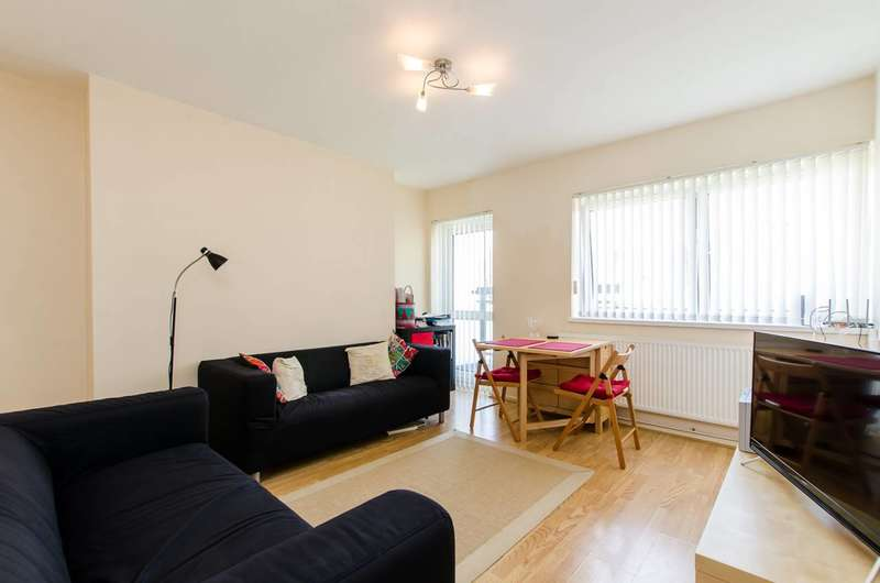 2 Bedrooms Flat for sale in Stockwell Road, Stockwell, SW9