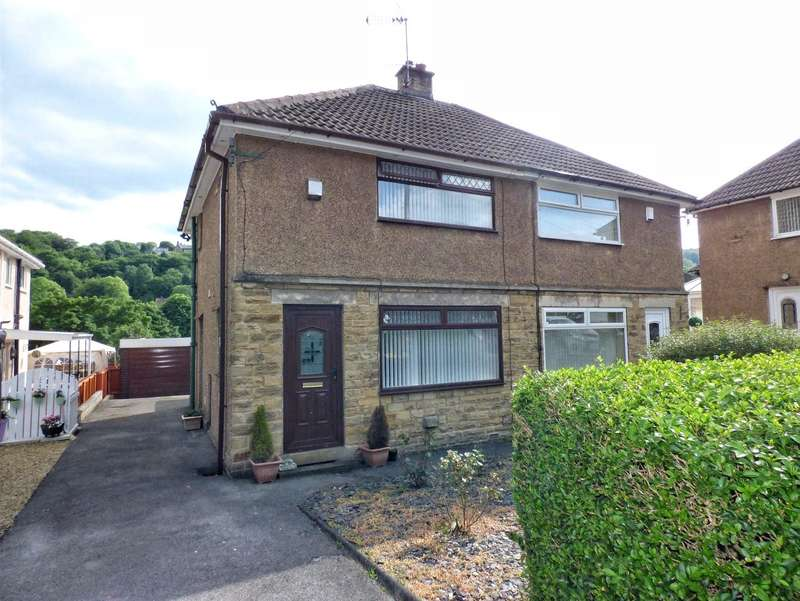 2 Bedrooms Semi Detached House for sale in Meadow Lane, Wheatley, HALIFAX, West Yorkshire, HX3