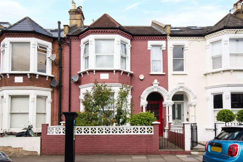 4 Bedrooms Terraced House for sale in Foxbourne Road, London, SW17