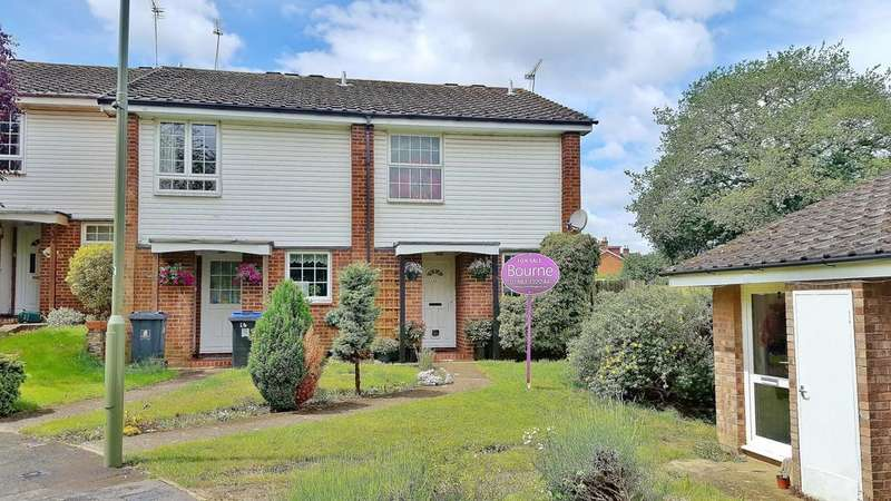3 Bedrooms End Of Terrace House for sale in Knaphill, Woking