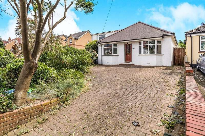 2 Bedrooms Detached Bungalow for sale in Hedge Place Road, Greenhithe, DA9