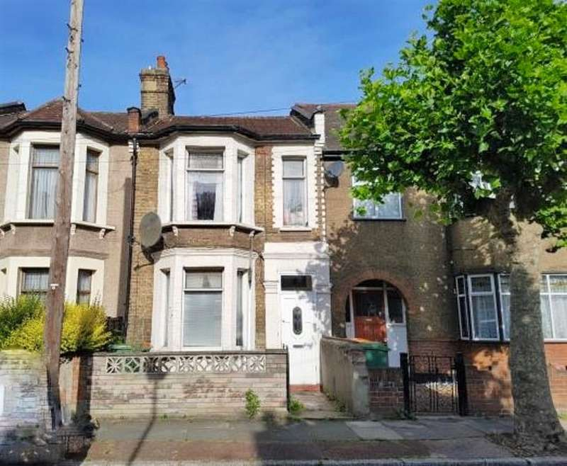 3 Bedrooms Terraced House for sale in Park Grove, Stratford E15