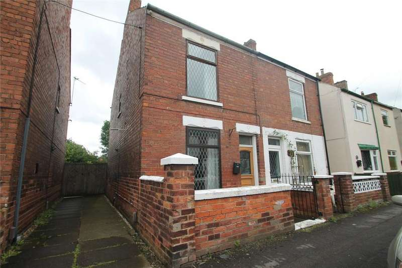 3 Bedrooms Semi Detached House for sale in Victoria Road, Ashby, Scunthorpe, DN16