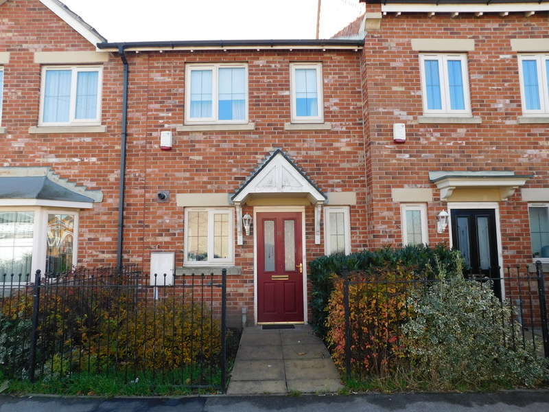 2 Bedrooms Town House for sale in Moor Lane, Mansfield