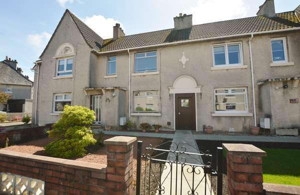 3 Bedrooms Terraced House for sale in 56 Muir Drive, Irvine, KA12 0NN