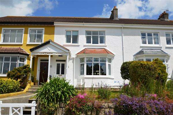 4 Bedrooms Terraced House for sale in FALMOUTH