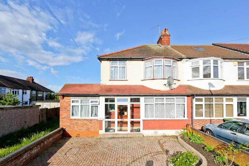 3 Bedrooms End Of Terrace House for sale in Headley Avenue, Wallington