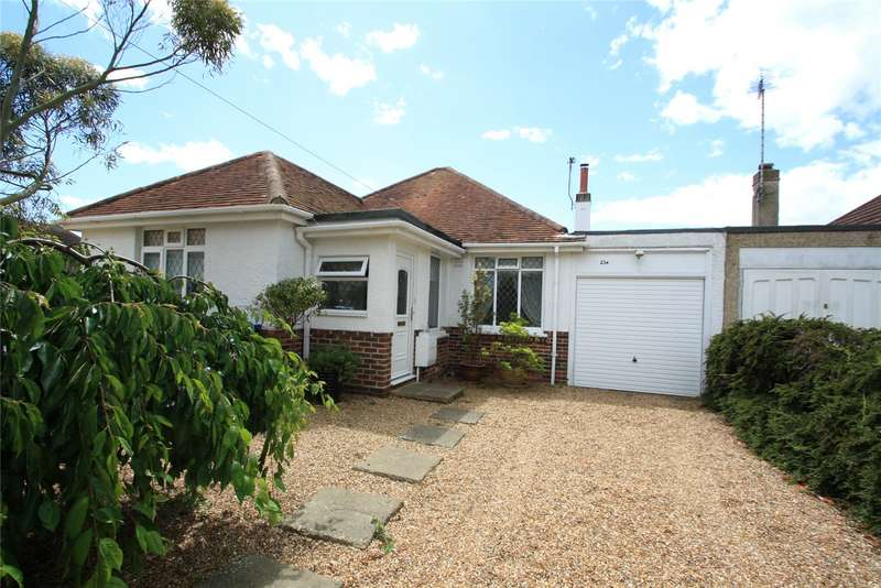 2 Bedrooms Detached Bungalow for sale in Keymer Crescent, Goring By Sea, Worthing, BN12