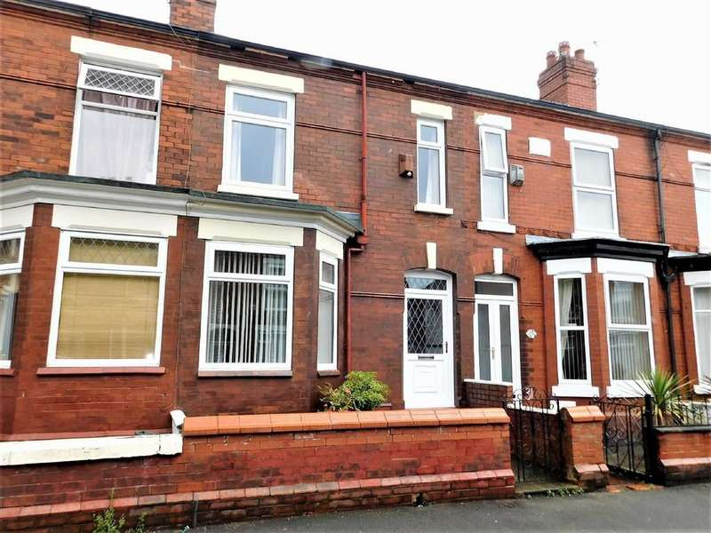 3 Bedrooms Property for sale in Adelaide Road, Edgeley, Stockport