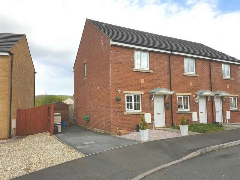 2 Bedrooms Property for sale in Rhodfa'r Ceffyl, Carway, Kidwelly