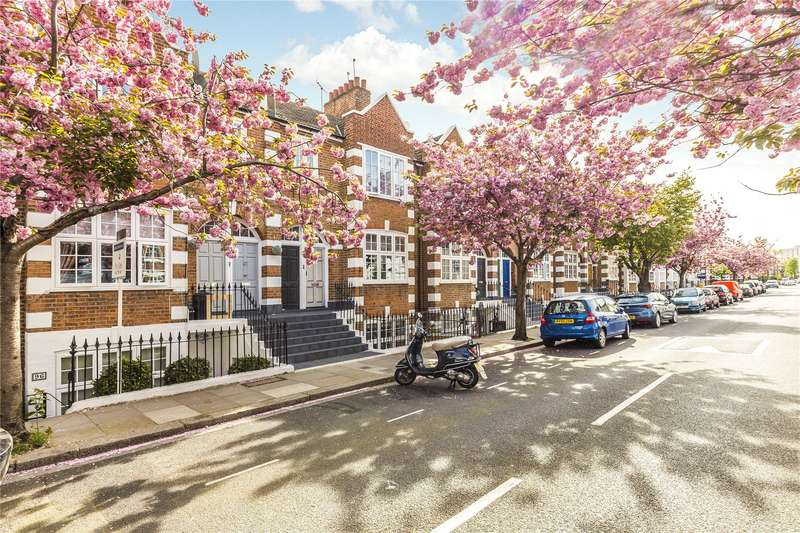 2 Bedrooms Flat for sale in Tamworth Street, West Brompton, Fulham, London, SW6