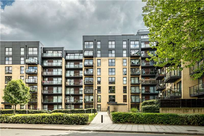 1 Bedroom Flat for sale in Crecy Court, 6 Hotspur Street, Kennington, London, SE11