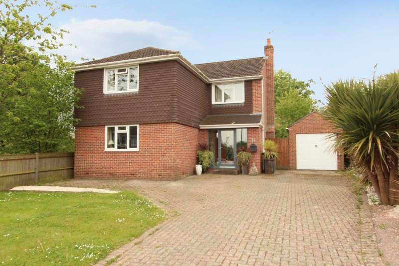 4 Bedrooms Detached House for sale in Waters Edge, Hedge End SO30