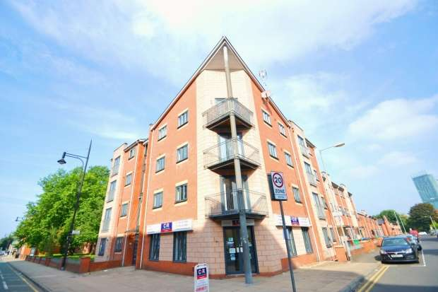 2 Bedrooms Apartment Flat for sale in Stretford Road Hulme. M15 5jh Manchester