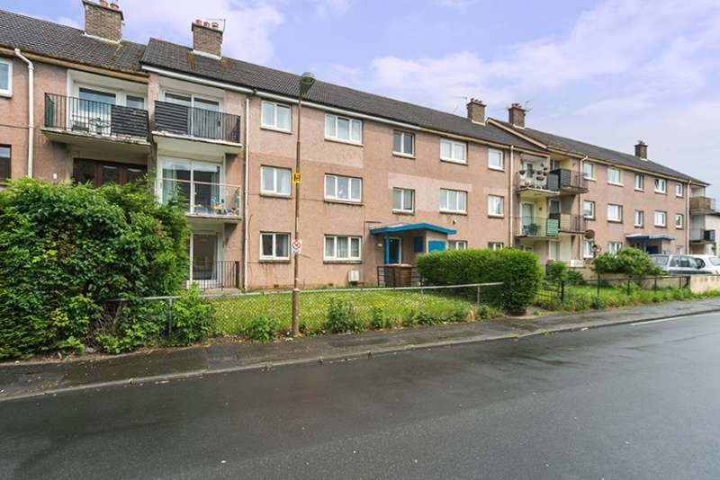 1 Bedroom Flat for sale in Dochart Drive, Edinburgh, EH4 7LT