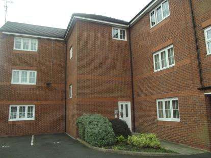 2 Bedrooms Flat for sale in Brentwood Grove, Leigh, Greater Manchester, Lancs