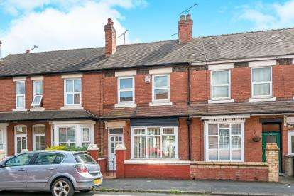 2 Bedrooms Terraced House for sale in John Street, Stafford, Staffordshire