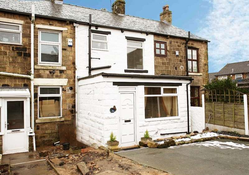 2 Bedrooms Terraced House for sale in John Knott Street, Lees, Oldham