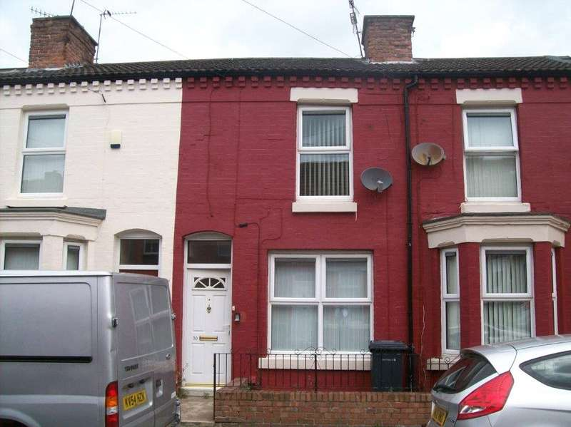 2 Bedrooms Terraced House for sale in Beechwood Road, Litherland, Liverpool, Merseyside, L21