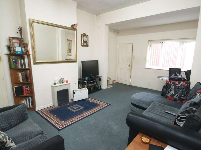 2 Bedrooms Terraced House for sale in Cradley Road, Netherton