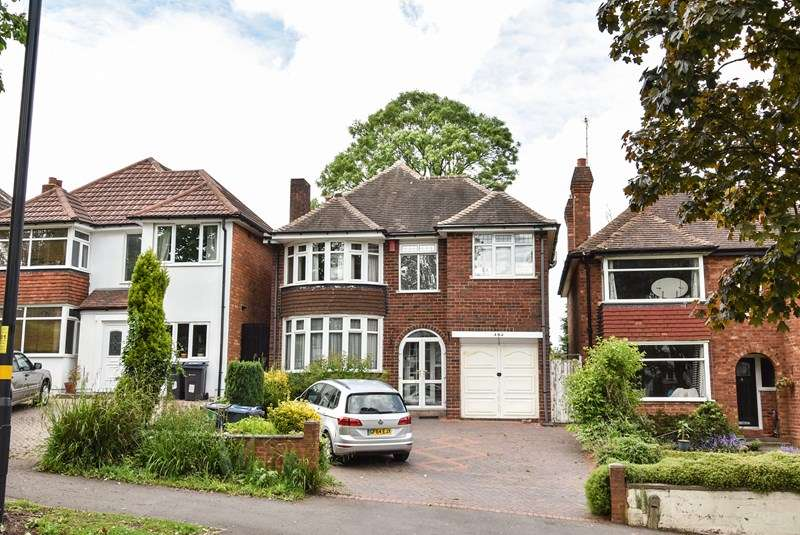 4 Bedrooms Detached House for sale in Brook Lane, Moseley