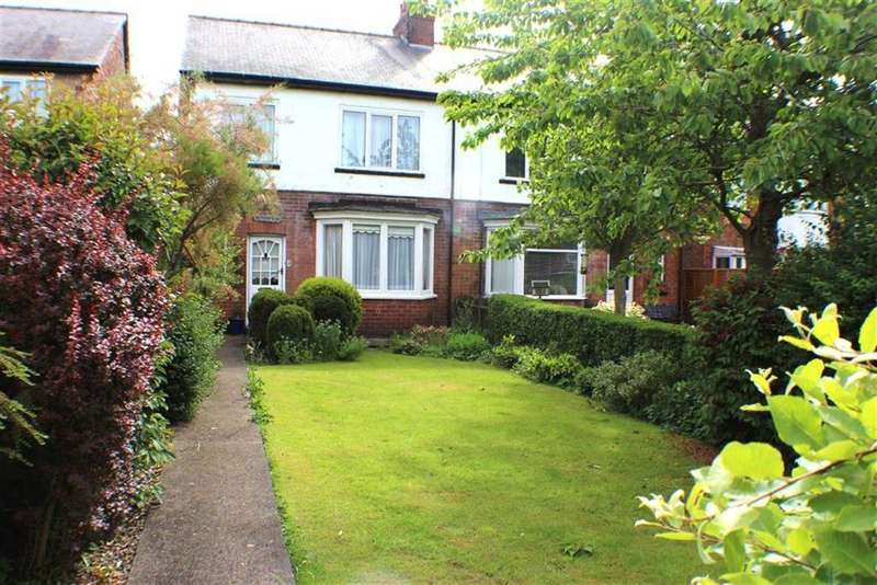 3 Bedrooms Semi Detached House for sale in Gypsey Bank, Midway Avenue, Bridlington, East Yorkshire