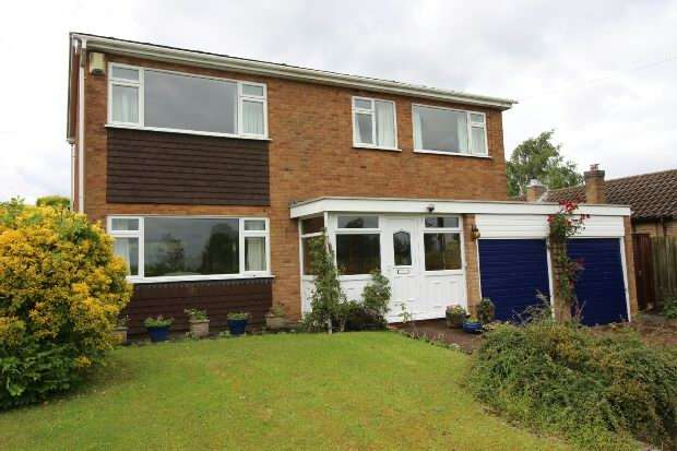 4 Bedrooms Detached House for sale in Top Road , Barnacle, Nr Coventry