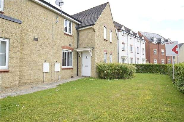 2 Bedrooms Semi Detached House for sale in Greenacre Way, Bishops Cleeve, GL52 8SJ