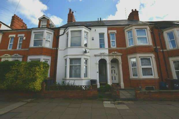 4 Bedrooms Terraced House for sale in Harlestone Road, St James, Northampton
