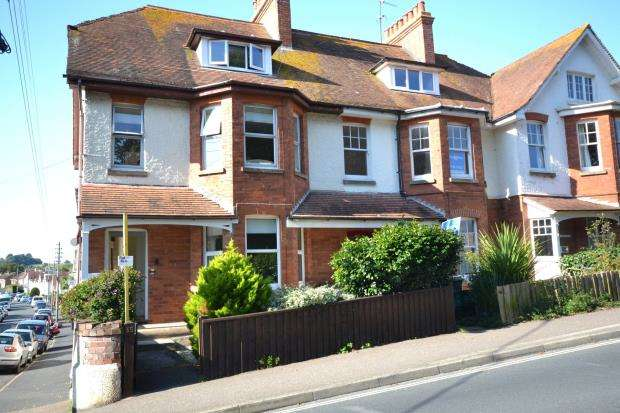 2 Bedrooms Flat for sale in Lower Cranmere, 35 Station Road, Budleigh Salterton, Devon