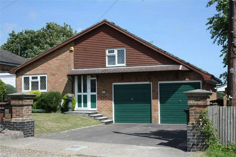 3 Bedrooms Detached Bungalow for sale in Pine Avenue, HASTINGS, East Sussex