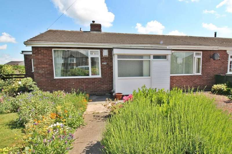 2 Bedrooms Semi Detached Bungalow for sale in London Road, Carlisle