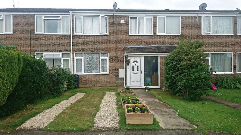 3 Bedrooms Terraced House for sale in Winston Crescent, Brackley