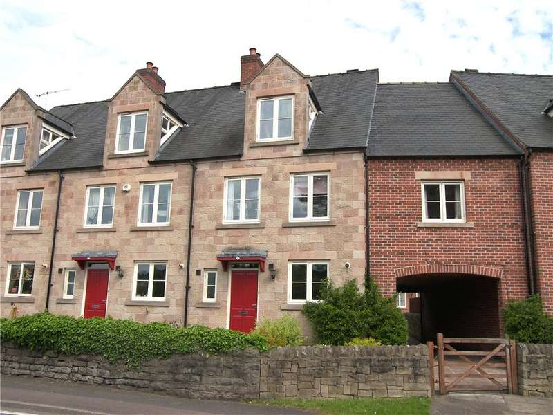 4 Bedrooms Town House for sale in Matlock Road, Belper, Derbyshire, DE56