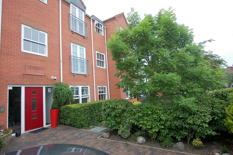2 Bedrooms Apartment Flat for sale in Red Admiral Apartments, Worcester Street, DY8 1AJ