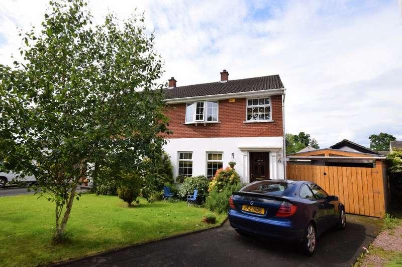 3 Bedrooms Property for sale in 25 Oakglen, Antrim