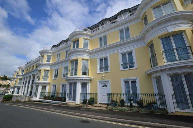1 Bedroom Flat for sale in The Vinery, Montpellier Road, Torquay, Devon
