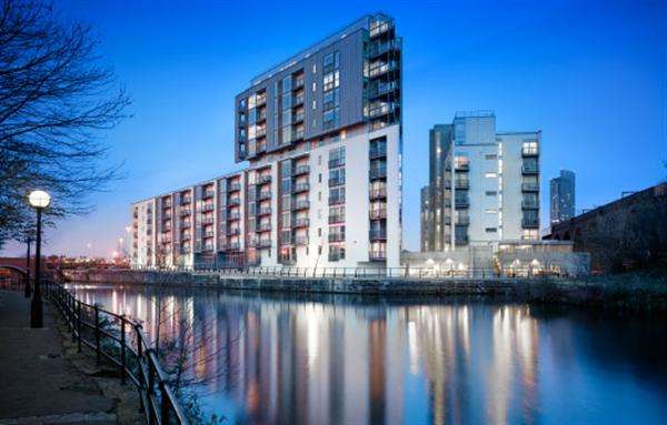 1 Bedroom Apartment Flat for sale in Vie Building,, 191 Water Street, Castlefield,, Manchester