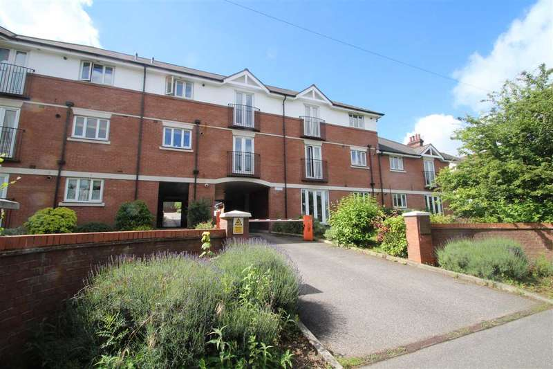 2 Bedrooms Apartment Flat for sale in Howard House, 5 Gippeswyk Avenue, Ipswich