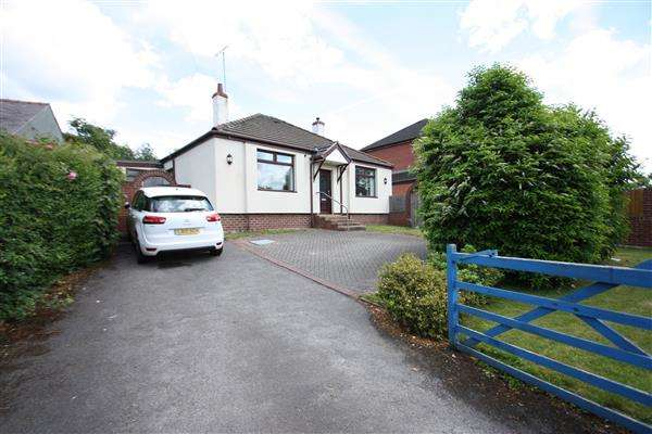 4 Bedrooms Detached House for sale in Blacon Hall Road, Chester
